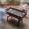 FOOSBALL TABLE- RECLAIMED WOOD 1