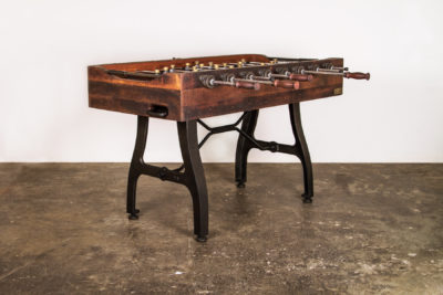 FOOSBALL TABLE- RECLAIMED WOOD