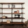 Sheffield 5-tier shelving unit