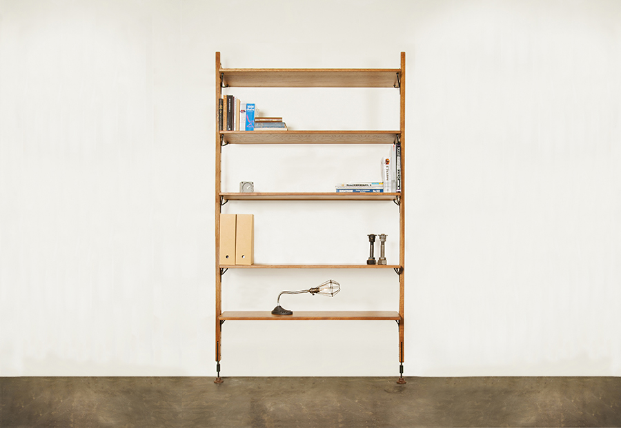Theo Wall Unit with Shelves_0
