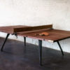 PING PONG TABLE- RECLAIMED HARDWOOD 2