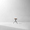 Akron low stool