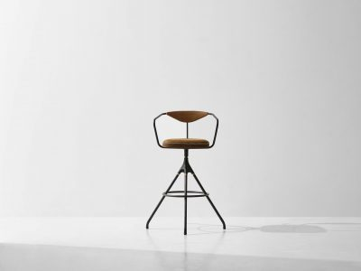 AKRON BAR STOOL- EXHIBITION SAMPLE