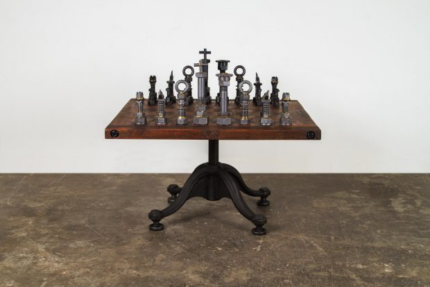 CHESSBOARD TABLE 1