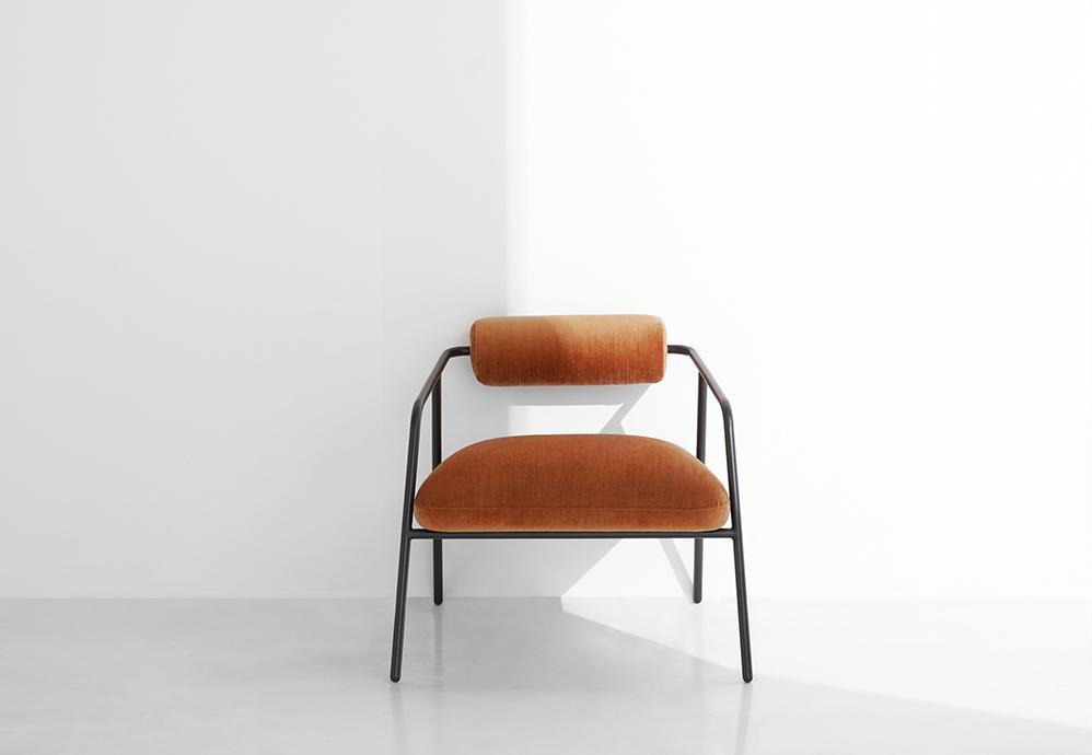 Cyrus_Chair_Velvet_Rust_1