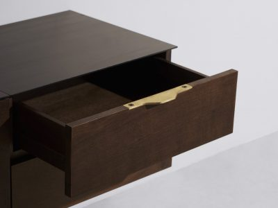 DRIFT DOUBLE DRAWER UNIT