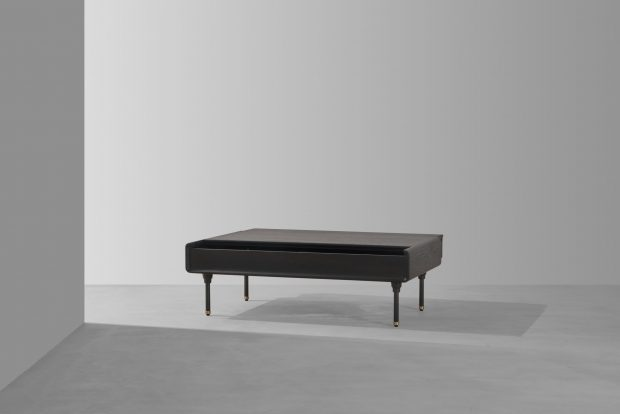 Coffee Table Ebonized Oak
