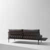Distrikt Sofa Ebonized Oak