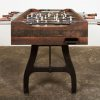 FOOSBALL TABLE- RECLAIMED WOOD 2