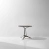 Kahn bistro table in white room