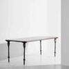 Kimbell dining table smoked oak