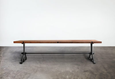 LEEDS DINING BENCH