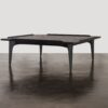 Salk coffee table square dark