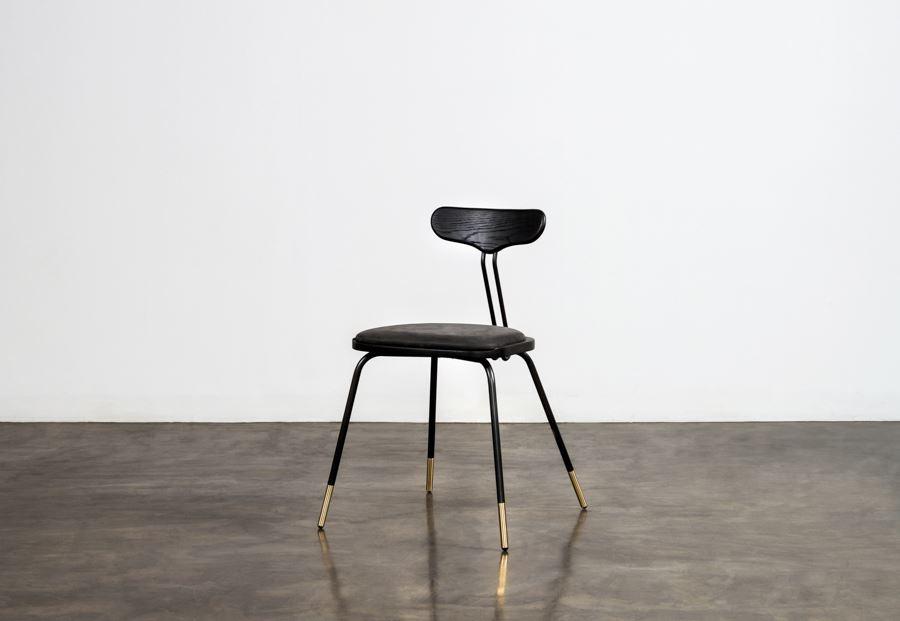 Dayton Dining Chair_Black