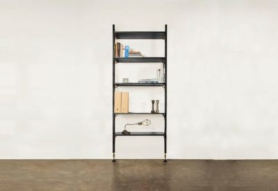 THEO WALL WITH MEDIUM SHELVES