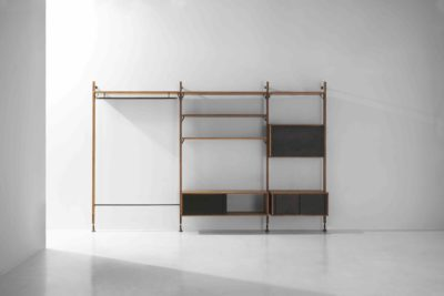 THEO WALL UNIT BAR COUNTER