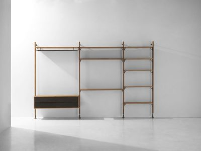 THEO WALL UNIT MEDIUM SHELVES