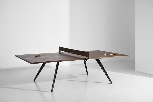 PING PONG TABLE SMOKED OAK 1