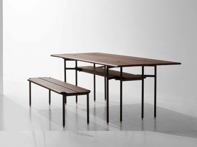 STACKING DROP LEAF TABLE