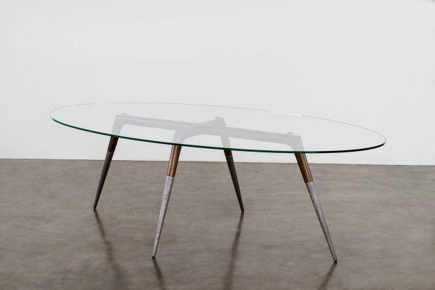 X-ASSEMBLY TABLE OVAL 1