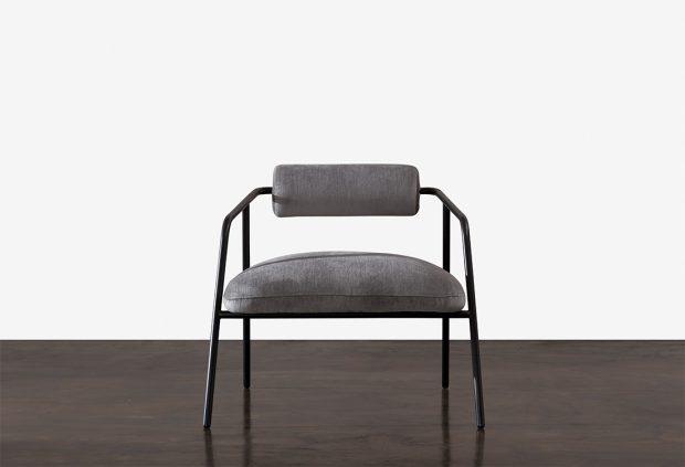 Cyrus chair grey