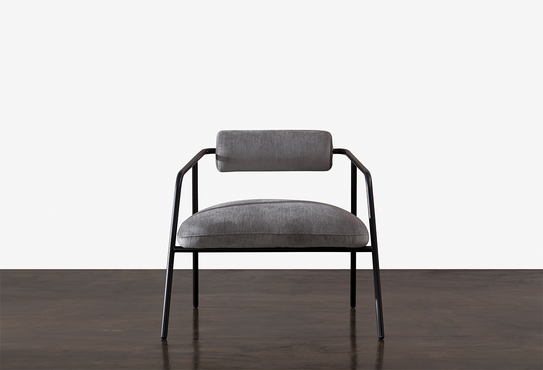 Cyrus chair-Limestone