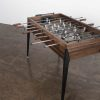 FOOSBALL TABLE- SMOKED OAK 2