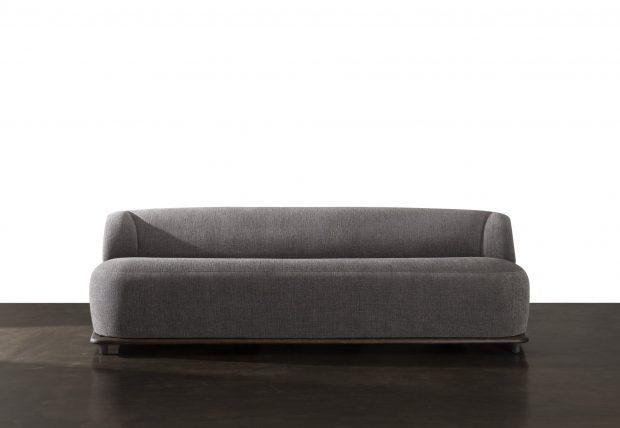 Mesa Sofa 3 Seater grey