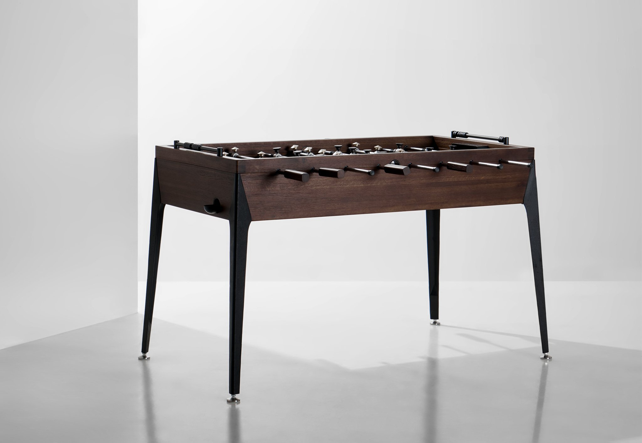 Dunke Design Foosball Table Smoked