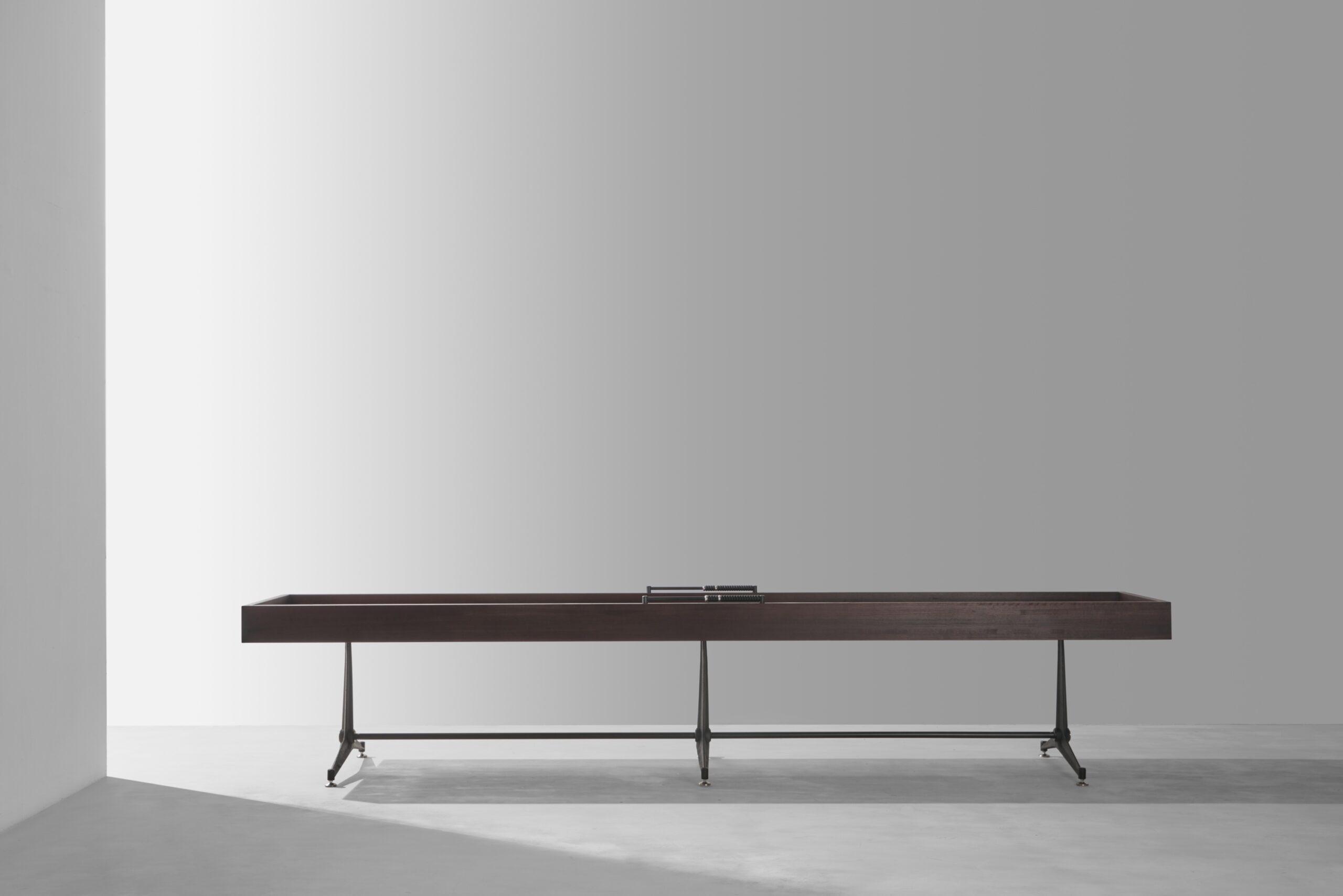 Dunke Design Shuffleboard Smoked L