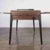 FOOSBALL TABLE- SMOKED OAK 4