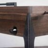 FOOSBALL TABLE- SMOKED OAK 5