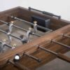 FOOSBALL TABLE- SMOKED OAK 6