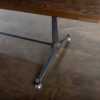 SHUFFLEBOARD TABLE - SMOKED OAK 5