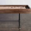 SHUFFLEBOARD TABLE - SMOKED OAK 4
