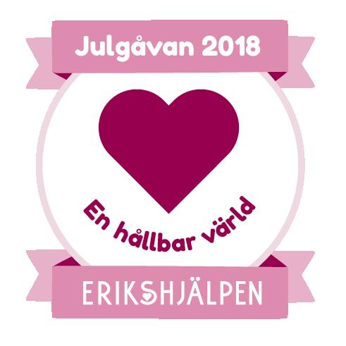 Dunke Design önskar God Jul & Gott Nytt år via Erikshjälpen 6