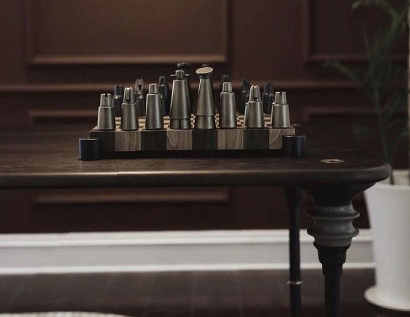 Dunke Design Chessboard set