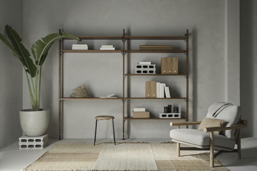 Dunke Design Stilt armchair