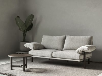 STILT SOFA 2-SEATER