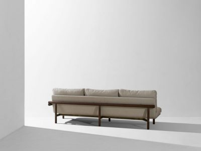 STILT SOFA 3-SEATER