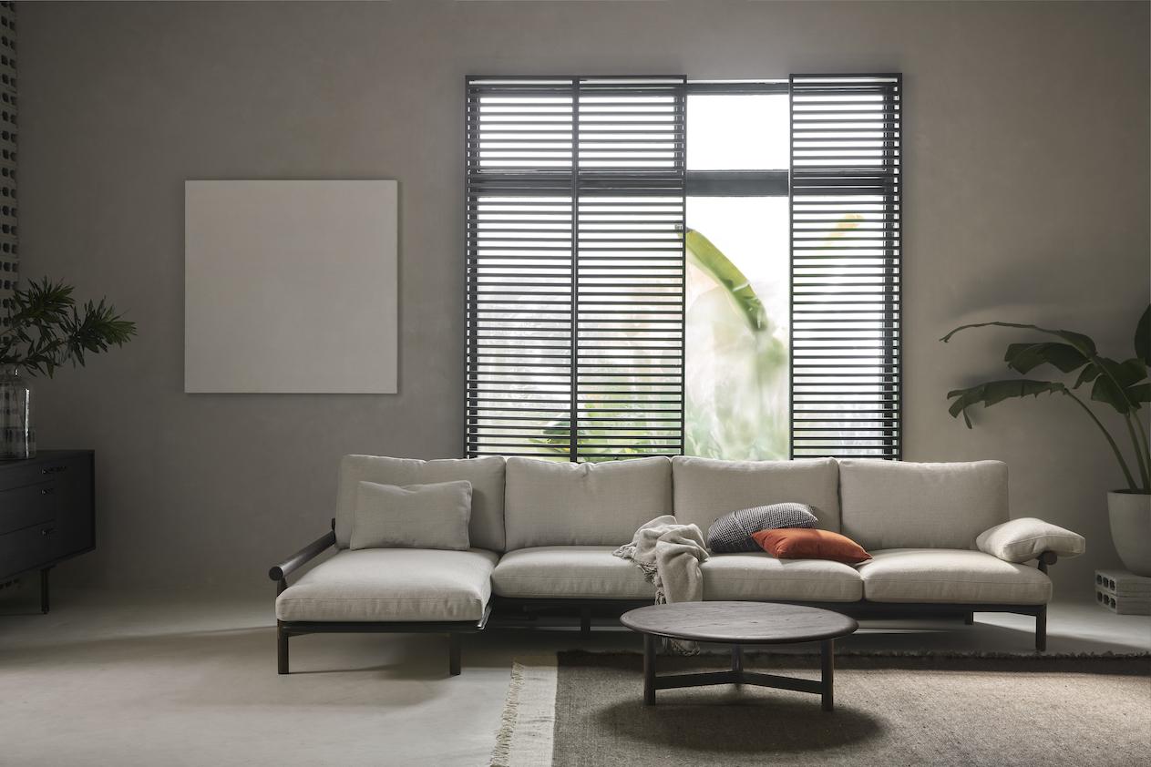 Dunke Design Stilt sofa 3 seater
