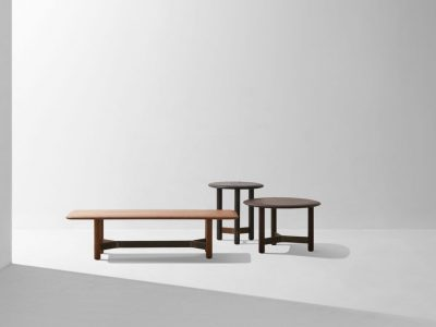 STILT COFFEE TABLE RECTANGULAR