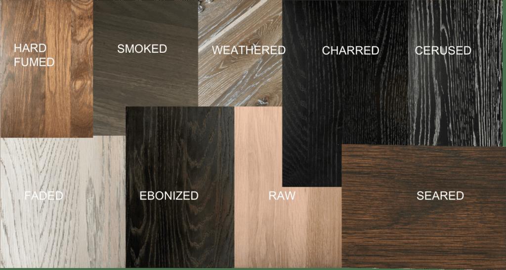 Wood & material guide 1