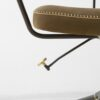 Akron desk chair soft backrest