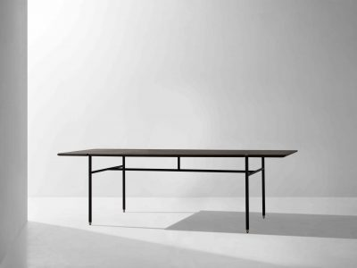 STACKING DINING TABLE