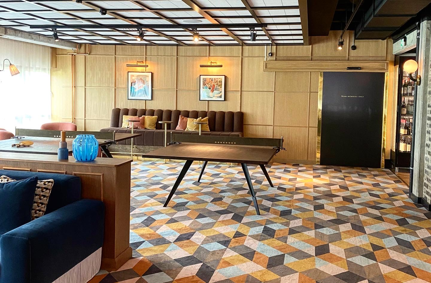 Ellery Ping Pong tables