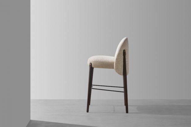 Ames Bar Chair