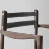 Assembly Dining Chair with armrest
