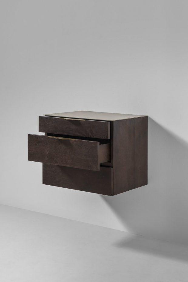 Drift triple drawer