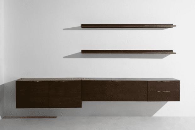 Drift shelves
